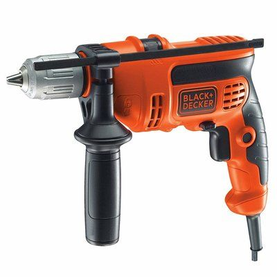 BLACK+DECKER 2 X KR604CRESK Percussion Hammer DrillBLACK+DECKER 2 X KR604CRESK Percussion Hammer Drill