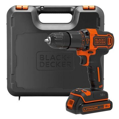 BLACK+DECKER BDCHD18K Combi Hammer Drills