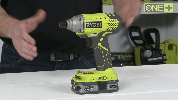 Best Driver 2020.Best Ryobi Impact Driver Uk 2020 Reviews Buying Guide