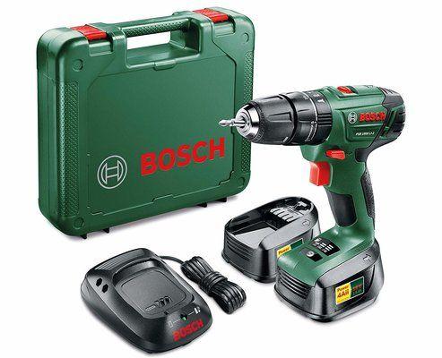 Bosch PSB 1800 LI-2 Cordless Combi Drill