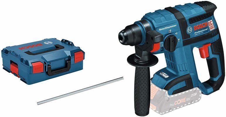 Bosch Professional GBH 18 V-EC Cordless Rotary Hammer Drill