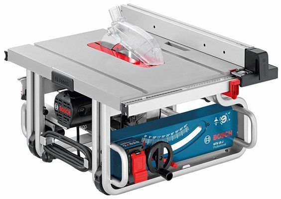 Bosch Professional GTS 10 J Corded 240 V Table Saw
