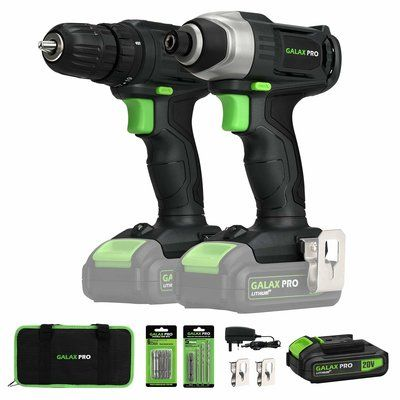 GALAX PRO Drill Driver and Impact Driver