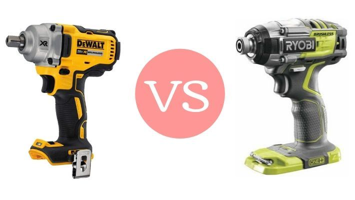 Impact Drivers Vs Impact Wrenches – What Are The Differences?
