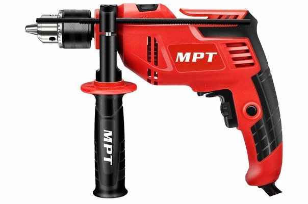 MPT Corded Hammer Impact Drill
