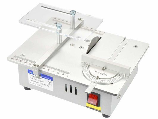 NovelLife Mini Hobby Table Saw