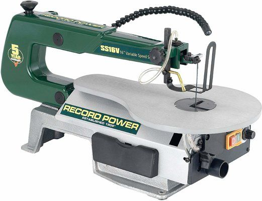 Record Power SS16V Scroll Saw