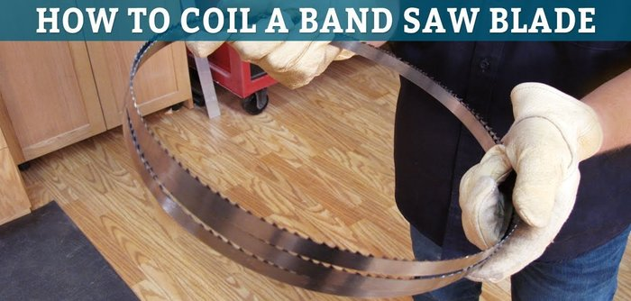 Coil A Blade For Secure Storage