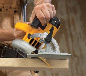 Angle Cuts with circular saw