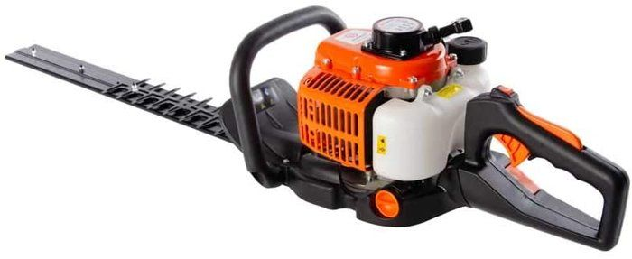 PETROL HEDGE TRIMMER COMPLETE WITH 60CM BLADES