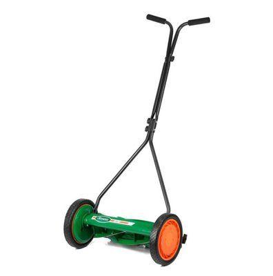 Reel Lawnmowers