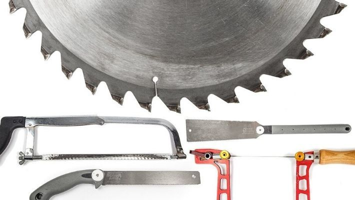 Types of Wood Saws