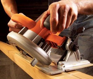 bevel cuts with circular saw
