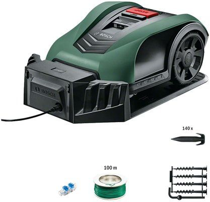 Bosch Robotic Lawnmower