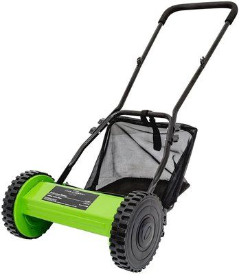 Charles Bentley Hand Push Lawn Mower