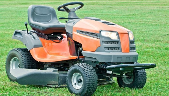 Donate The Old Mower