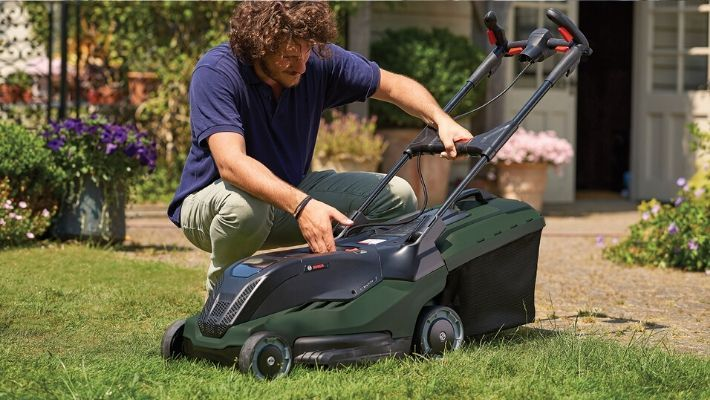 Best Electric Lawn Mower UK