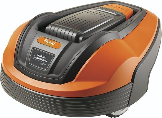 Flymo 1200 R Lithium-Ion Robotic Lawn Mower