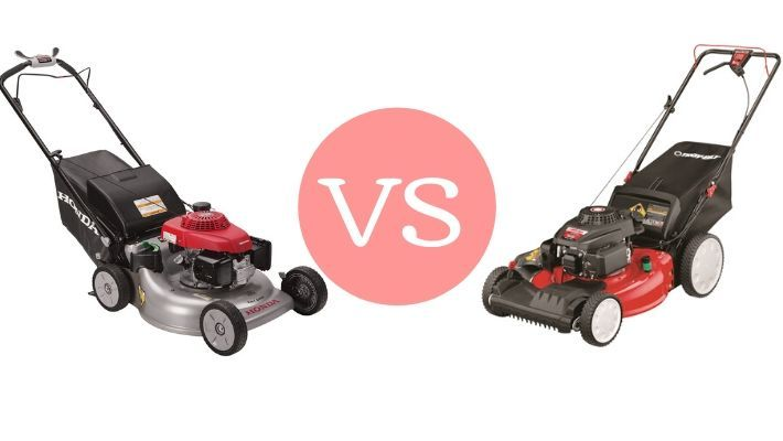 Front Wheel Drive vs Rear Wheel Drive Mower
