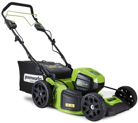 Greenworks 60V-best cordless lawn mower