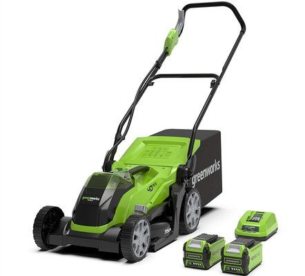 Greenworks Tools G40LM35K2X