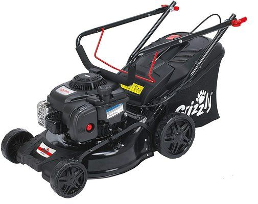 Grizzly Petrol Lawn Mower