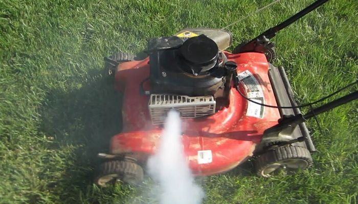How To Kill Smoke From Your Lawnmower