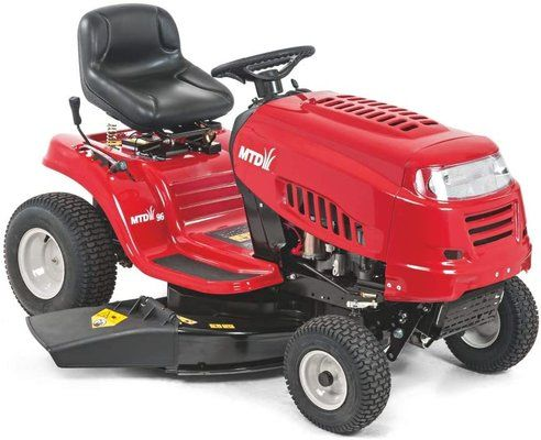 MTD 96 Ride-On Lawnmower
