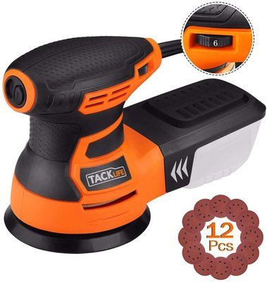 Orbital Sander 6 Variable Speed