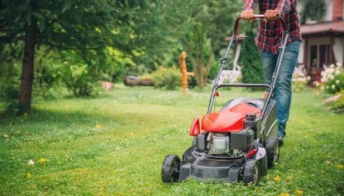 Repair or Replace Lawn Mower