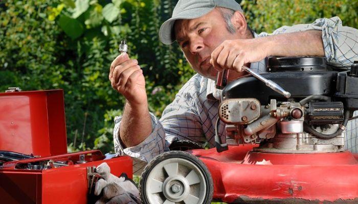 Repairing Your Lawn Mower