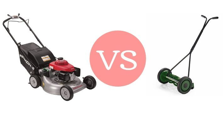 Differences Between Self Propelled VS Push Mower