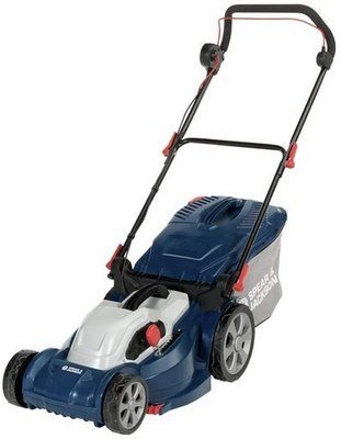Spear & Jackson - 40cm Corded Rotary Lawnmower