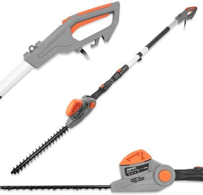 Terratek 2.75m 550W Pole Hedge Trimmer