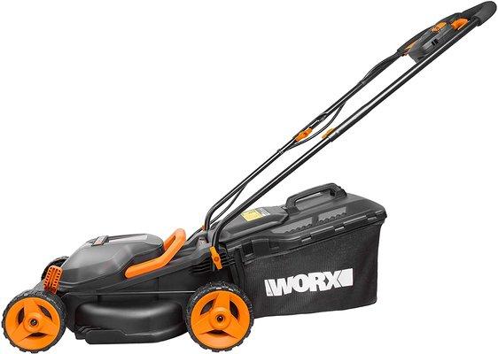 WORX WG779E.2 36V (40V MAX) Cordless 34cm Lawn Mower
