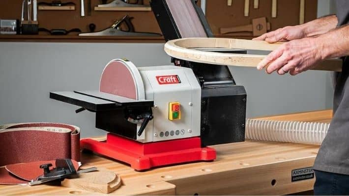 Best Belt and Disc Sander (Bench Sanders UK Reviews)