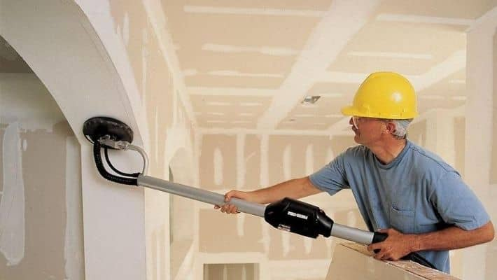 Drywall Sander UK- Best Telescopic & Handheld Sanders