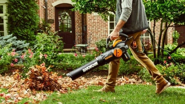 Best Garden Vacuum UK (Leaf Blower & Vacuum Reviews)