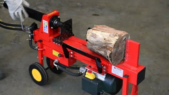 Best Electric Log Splitter UK