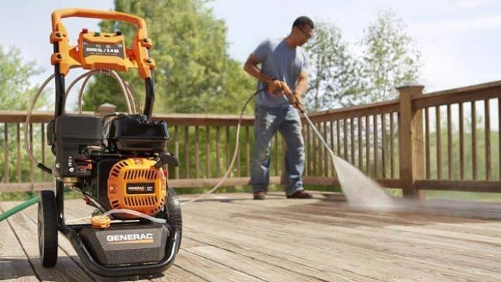 Best Petrol Pressure Washer UK