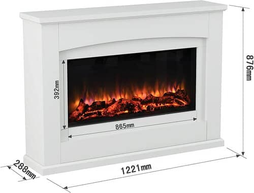 Danby Electric Fireplace