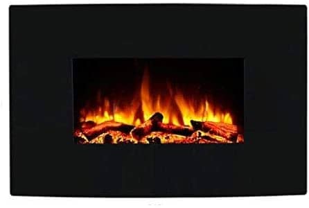 Endeavour Fires Egton Wall Mounted Electric Fire