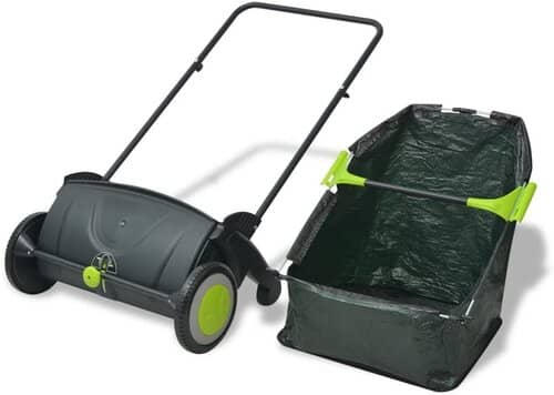 Festnight Push Lawn Sweeper