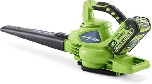 Greenworks Cordless GD40BVK2X