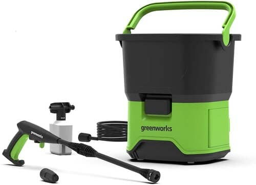 Greenworks Cordless High Pressure Cleaner
