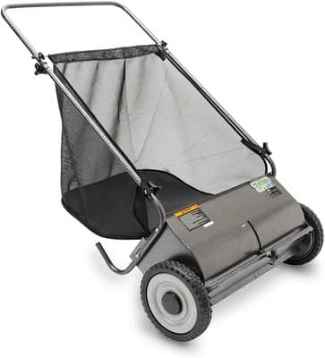Handy Push Lawn Sweeper