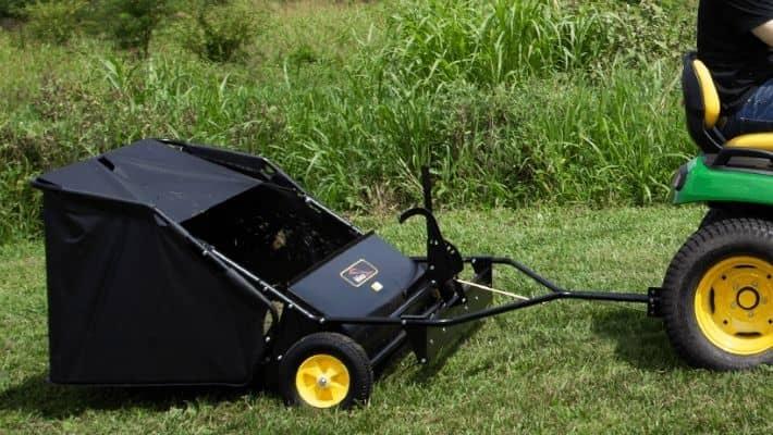 Best Lawn Sweeper UK