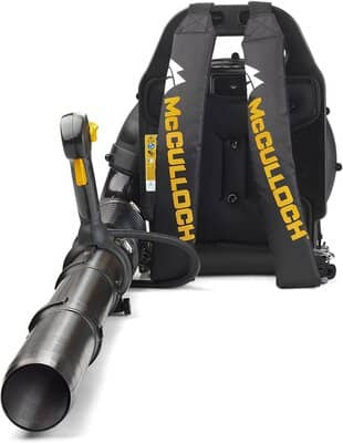 McCulloch GB 355 BP Backpack Leaf Blower