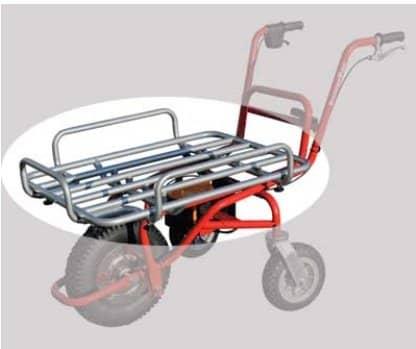 PowerPac Loading Platform Suitable for ED120 Electric Wheelbarrow