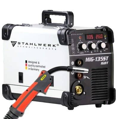 STAHLWERK MIG 135 ST IGBT